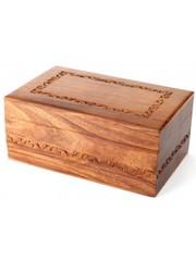 Cremation Urns WOOD: Online Carlisle Wooden Urn