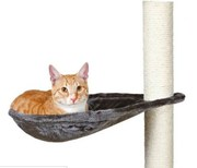 Trixie Hammock for Scratching Posts - Grey: 40cm up to 4.5kg